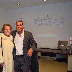 Dra. Ana Zulmira y Dr. Gino Llosa Clínica Petras